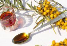Sanddorn-Öl zur Hautpflege - selber machen