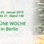 Grüne Woche 2015: Neue Sanddorn-Spezialitäten entdecken